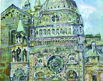 1 - Cappella Colleoni - Bergamo Alta
